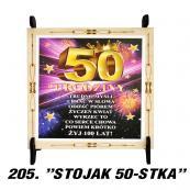 205. Stojak 50