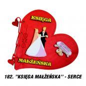 182. Księga małżeńska - Serce