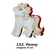 152. Ponny magnes