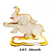 147. Słonik