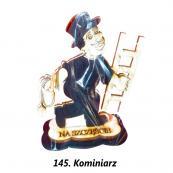 145. Kominiarz