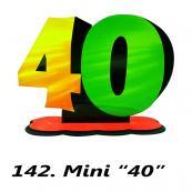 142. Mini 40