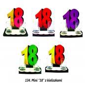 134. Mini 18 z kieliszkami