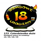 123. Bombowe urodziny