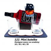 122. Mini butelka