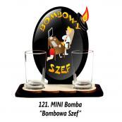 121. Mini bomba - Bombowy szef