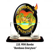 118. Mini bomba - Bombowa emerytura