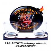 116. Mini bomba - Bombowy wieczór kawalerski