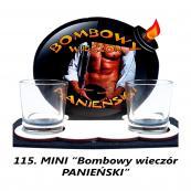 115. Mini bomba - Bombowy wieczór panieński