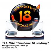 111. Mini Bombowe urodziny