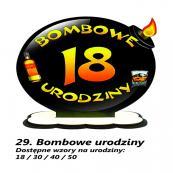 29. Bombowe urodziny
