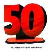 28. Pięćdziesiątka czerwona