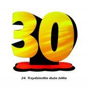 24. Trzydziestka żółta
