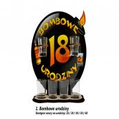 1. Bombowe urodziny