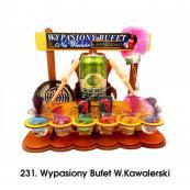231. Wypasiony bufet - W. Kawalerski