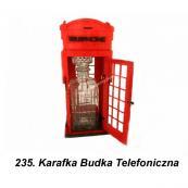 235. Karafka budka telefoniczna